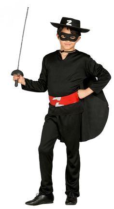 Zorro kostuum #zorro #carnaval