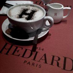 Hediard cafe latte