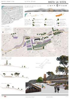 Nordic Green Line, La Villa Joiosa // HASTA LA VISTA // Taller de projectos avanzados de urbanismo, territorio y paisaje