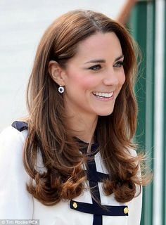 The Duchess of Cambridge Visits Bletchley Park | MYROYALS HOLLYWOOD FASHİON-June 18, 2014