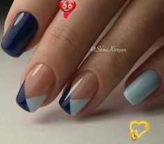 Are you looking for nails summer designs easy that are excellent for this summer..., #Designs...  <br> Cute Summer Nail Designs, Cute Summer Nails, Simple Nail Art Designs, Fall Nail Designs, Beautiful Nail Designs, Easy Nail Art, Cute Nails, Pretty Nails, Nail Summer