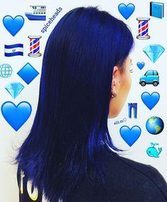 WEBSTA @ ellixxxxxxx - ショッキングブルー⚡️💙⚡️💙⚡️💙⚡️💙ゆりなちゃん👧🏼#manicpanic#マニパニ#マニックパニック#hair#haircolor#hairdye#spiceheads知立 #ellimatsuyama#blue#bluehair#派手#派手髪#dyehard#髪色#ヘアカラー#知立美容室#愛知美容室#美容室#美容師#hairstyles #hairart #hairsalon #shockingblue#ショッキングブルー