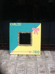 big little frame