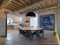Tuscan Villa by Sante Bonitatibus