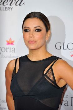 Eva Longoria Photos: Arrivals at the London Global Gift Gala