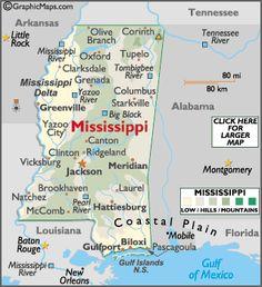 Mississippi - 'The M