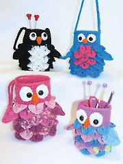 Crochet - Feathered Friends - #A837609