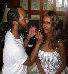 IMC_Diary_0807_SamFine Iman Cosmetics, Make Up, Makeup, Maquiagem