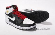 http://www.nikejordanclub.com/ireland-2013-on-sale-nike-air-jordan-1-mens-shoes-black-white-red.html IRELAND 2013 ON SALE NIKE AIR JORDAN 1 MENS SHOES BLACK WHITE RED Only $87.00 , Free Shipping!