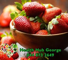 #DidYouKnow: Flavonoids, which are responsible for the colour and flavour of strawberries, lower the risk for heart disease. #HealthHub