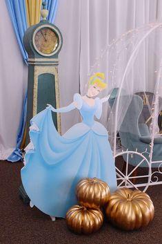 Cinderella Quinceañera Party Ideas | Photo 1 of 25
