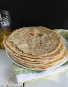 East African Chapati Missing these as part of uganda! Mozambique Food, Uganda, Chapati Recipes, Tanzania Food, Great Recipes, Favorite Recipes, Homemade Pickles, Savoury Dishes, International Recipes