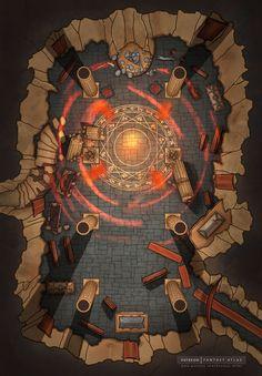 Fantasy City Map, Fantasy World Map, Dungeons And Dragons Homebrew, D&d Dungeons And Dragons, Dnd Dragons, Minecraft Mods, Dnd World Map, Pathfinder Maps, Rpg Map