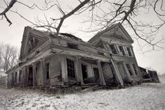 The House of the Spirits...take a tour of haunting houses