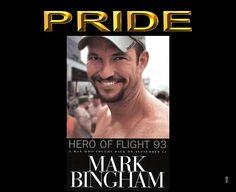 Hero of Flight 93 - Mark Bingham