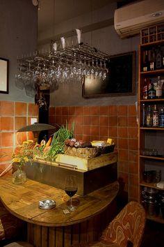 Прекрасный магазин и винный бар Alkalai, Тель-Авив