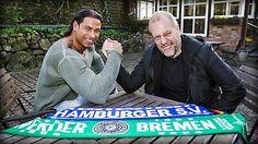 Tim Wiese trifft Lotto King Karl - mehr geht nicht! Und Wiese ist richtig heiß darauf, HSV-Anteile zu kaufen. So reagiert der Kult-Stadionsprecher der Hamburger darauf: