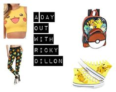 """""""A day out with Ricky Dillon"""" by olivia-grier on Polyvore"""