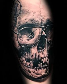 Discover bold bones with the top 50 best skull tattoo designs for men. Explore cool three dimensional cranium and bold bone ink ideas. O Tattoo, Line Tattoos, Samoan Tattoo, Polynesian Tattoos, Tatoos, Skull Sleeve Tattoos, Japanese Sleeve Tattoos, Arm Tattoos Black And Grey, Geometric Tattoo Arm