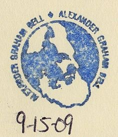 Courtesy of Pat Hierl (Passport Pat) 15 Sep 2009 Stamp obtained at the: