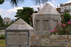 Ινδικά κοιμητήρια Ένα νεκροταφείο μοναδικό στον κόσμο, ξεχασμένο και άγνωστο από την πλειοψηφία των Θεσσαλονικέων αλλά με μεγάλο ιστορικό ενδιαφέρον. Thessaloniki, Mount Rushmore, Mountains, City, Nature, Travel, Naturaleza, Viajes, Cities