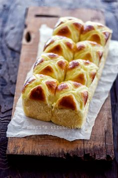 HESTI'S   KITCHEN : yummy for your tummy: Roti Kentang (Potato Buns)
