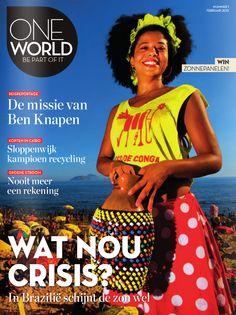 OneWorld magazine nr 1- 2012- Photography Robin Utrecht- Picture editor Anja Koelstra  #oneworld