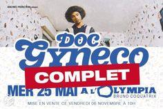 Pour célébrer les 20 ans de son premier album solo, Première Consultation, le Doc Gynéco a annoncé deux dates de concert à l'Olympia. En quelques heures, les concerts affichaient complets. Un succès qui témoigne que le rappeur n'est pas oublié. Il partira...