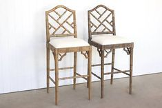 Chippendale Dining chairs, Stools and Armchairs