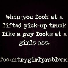 Country girl problems, me and Sarah problems!
