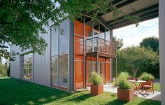 The World Leader in Shipping Container Homes, Offices and Food Service Structures