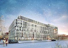 Bürogebäude LaTete | Düsseldorf