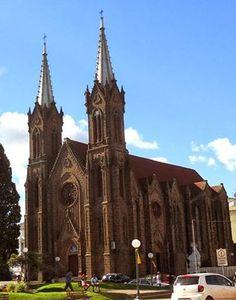 Catedral Nossa Senhora da Oliveira em Vacaria  (RS)