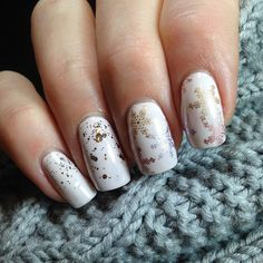 """Today my favorite polish is -blog """"I am special and unique snowflake"""""""
