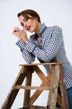 byMi Designer, Modern, Products, Fashion, Dress, Flannel, Blouse, Gowns, Moda