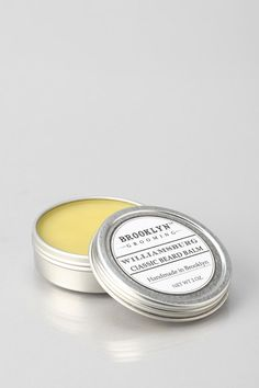 #UrbanOutfitters          #Women #Beauty            #smoothes #ylang #woodsy #williamsburg #oils #grooming #ingredients #balm #cedar #content #brooklyn #beard #scent #handmade #rich #sesame #formula #check #organic #oil #care #classic                          Brooklyn Grooming Williamsburg Classic Beard Balm   Invigorating beard balm handmade in Brooklyn by Brooklyn Grooming. Packed with organic oils, this rich formula keeps your beard in check, moisturizes and smoothes. Woodsy scent of…