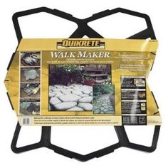 Create your Own Stone Walkway for less than $40 - Budget101.com