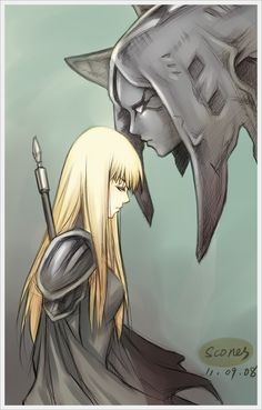 Top 10 Claymore Characters | Anime Amino