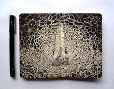 Condomínio de Ideias: Admire, se quiser incorpore estes desenhos a sua bagagem... // Stumbleupon