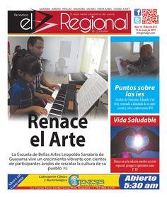 Periódico El Regional - Edición 815  13 de mayo de 2015