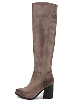 Jeffrey Campbell Shoes TORRENT Shop All in Grey Distressed Suede