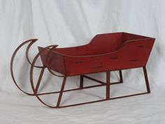 Vintage Sleigh  -  Photography Prop, Photo props,  prop,   Newborn,Photography props,Photo prop