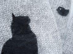 Katze-Handschuhe Weihnachtsgeschenk Expressversand Katzen