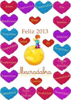 Feliz año! Happy New Year