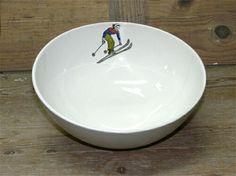 Ski Chalet Decor, White Christmas, Skiing, Bedding, Presents, Sport, Tableware, Kitchen, People