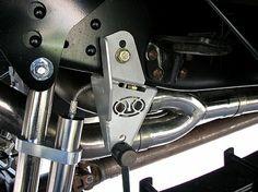 One Up Offroad rear swaybar drop brackets