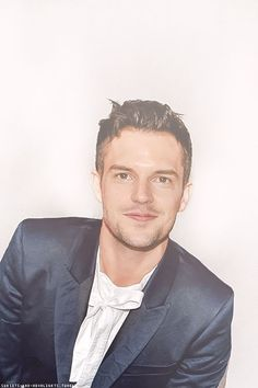Brandon Flowers, yeah I keep seeing them, deal with it