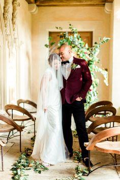 Romantic Fine Art Wedding Inspiration | Love My Dress® UK Wedding Blog
