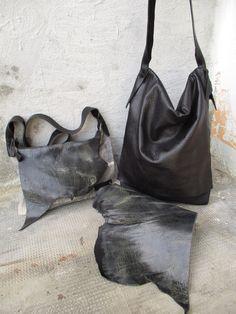 Handmade... le borse Più o Meno tutte cucite a mano!