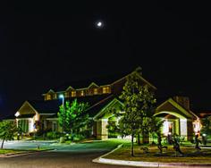 Edmond Senior Center located in Mitch Park.